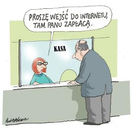 Ebiznes - zarabianie przez internet